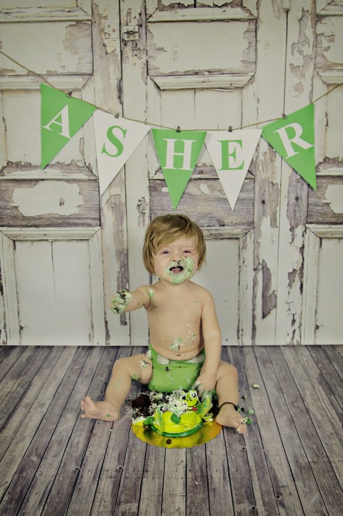 Asher turns one!